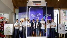 Timo 2 năm liên tiếp nhận giải thưởng từ Asiamoney