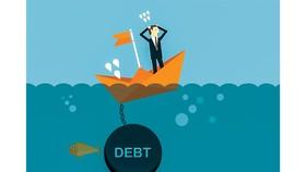 """""""Cơn sóng nợ"""" đang hình thành"""
