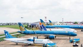 Các hãng hàng không cần được tiếp sức để bắt lấy cơ hội khi thị trường hồi phục. Ảnh: MINH DUY