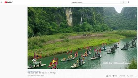 2 clip quảng bá du lịch Việt Nam trên YouTube vượt 1 triệu lượt xem