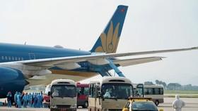 Vietnam Airlines đưa 2 chuyến bay đón người Việt từ Myanmar về