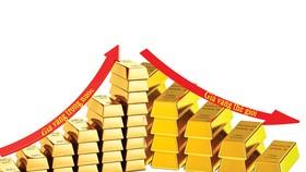 Lệch pha giá vàng, đến lúc xem lại việc lập sàn vàng