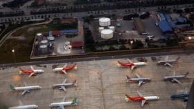 Sân bay thứ hai cho Vùng Thủ đô chưa được xác định cụ thể mà chỉ được nghiên cứu vị trí khi có nhu cầu, dự kiến sau năm 2040. (Ảnh: Huy Hùng/Vietnam+)