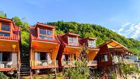 Một homestay tại Sa Pa.