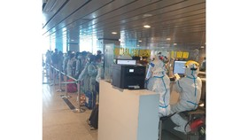 Vietnam Airlines khởi động lại bay thương mại quốc tế