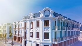 CTCP Asia New Time vừa công bố ra thị trường dự án Nhà phố liên kế Cité D'amour tại TP Dĩ An (Bình Dương)