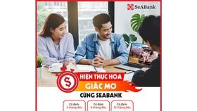 SeABank tung gói hỗ trợ lãi suất từ 0%/năm