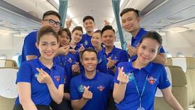 """Vietnam Airlines tổ chức chuỗi """"Chuyến bay Thanh niên"""" kỷ niệm 90 năm ngày thành lập Đoàn"""