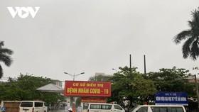 Từ sáng 28/3, tỉnh Hải Dương cũng đã giải thể Bệnh viện dã chiến số 2.