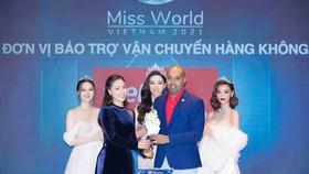 Vietjet đồng hành cùng Miss World Vietnam 2021