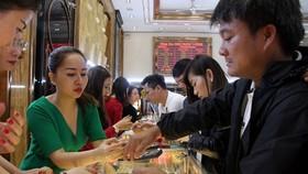 Đảo chiều, giá vàng SJC tăng 100.000 đồng/lượng