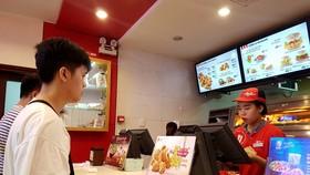 Nhiều thương hiệu thức ăn nhanh vào Việt Nam bị lỗ triền miên