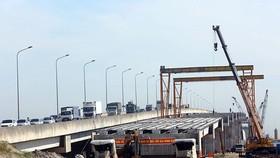 Dự án đường cao tốc Bắc-Nam: khó khắc phục tình trạng thiếu vật liệu xây dựng