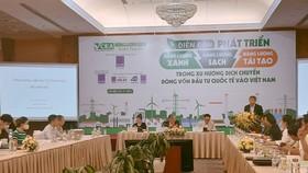 100 triệu USD đầu tư dự án chuyển đổi công nghệ tiết kiệm năng lượng