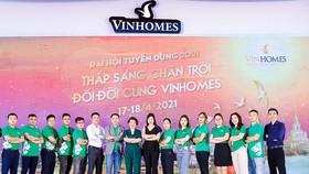 Vinhomes là chủ đầu tư bất động sản uy tín số 1 Việt Nam nên hiển nhiên các sản phẩm bất động sản Vinhomes đầy sức hấp dẫn với những người làm môi giới.