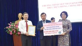 SCB ủng hộ 20 tỷ đồng quỹ phòng chống dịch Covid-19 TPHCM