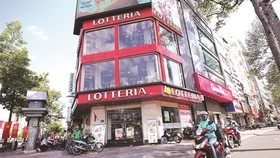 Fastfood hậu Lotteria