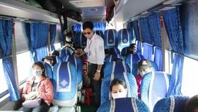 Đơn vị vận tải phải lưu trữ thông tin khách đi xe tối thiểu 21 ngày