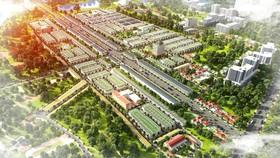 Sắc vóc Chơn Thành nâng tầm với nhiều khu đô thị mới