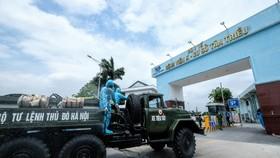 Hà Nội khẩn cấp rà soát, xét nghiệm người từng đến Bệnh viện K cơ sở Tân Triều