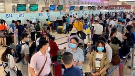 Hành khách nếu hủy chuyến bay thì khoản phí dịch vụ sân bay đã đóng sẽ được đơn vị nào hoàn hủy. (Ảnh: CTV/Vietnam+)