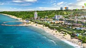 Tổ hợp du lịch nghỉ dưỡng giải trí NovaWorld Phan Thiet (Tiến Thành, Bình Thuận) quy mô 1.000ha của Novaland.