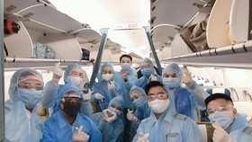Vietnam Airlines tiêm vaccine Covid-19 cho phi công, tiếp viên