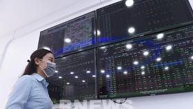 Sau 5 tuần chinh phục, VN-Index đã chính thức kết thúc tuần trên ngưỡng 1.250 điểm. (Nguồn: Bnews/TTXVN)
