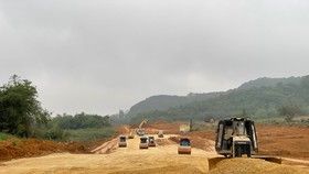 5 dự án thành phần còn lại của tuyến cao tốc Bắc-Nam phía đông sẽ được khởi công trong năm nay. Ảnh: VGP.