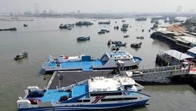 TP.HCM tạm ngưng tàu cao tốc đi Cần Giờ, Vũng Tàu vì dịch Covid-19