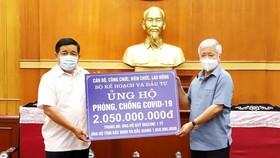 Quỹ vaccine phòng COVID-19 đã tiếp nhận được trên 100 tỷ đồng