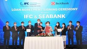 IFC cho SeABank vay 40 triệu USD hỗ trợ vốn cho DNNVV và doanh nghiệp do phụ nữ làm chủ