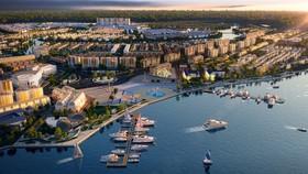 Đồng bộ hạ tầng kết nối, Aqua City gia tăng sức nóng