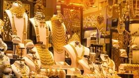 Một cửa hàng đồ trang sức tại Dubai. (Nguồn: islamicfinanceguru.com)