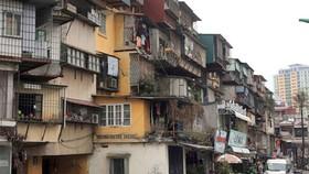 Nhà chung cư nào thuộc diện phải phá dỡ để xây dựng lại?