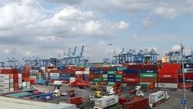 Quang cảnh cảng Cát Lái, Thành phố Hồ Chí Minh. (Ảnh: Tiến Lực/TTXVN)
