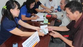 Bộ Lao động - thương binh và xã hội tiếp tục đề xuất tăng lương hưu, trợ cấp - Ảnh: TUAN DANG