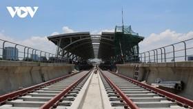 Dự án tuyến metro số 1 (Ảnh minh họa)