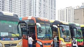 Đã có nhiều địa phương đồng ý thí điểm mở lại vận tải xe khách liên tính. (Ảnh: CTV/Vietnam+)
