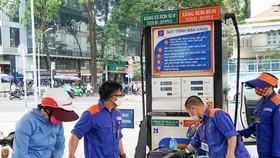 Giá xăng dầu tăng liên tiếp trong 2 tháng qua.