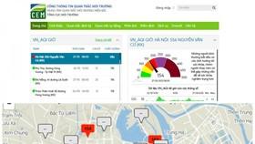 Chất lượng không khí ở Hà Nội xuống mức rất xấu, thứ 3 thế giới