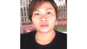 Phạm Thị Khánh Vân khi bị tạm giữ
