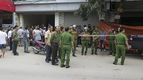 Một dân phòng bị đâm tử vong ngay tại trụ sở công an phường