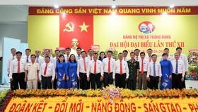 Các đại biểu chụp ảnh lưu niệm tại đại hội