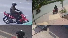 Công an xác định đối tượng thực hiện vụ cướp một mình