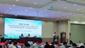 Lãnh đạo tỉnh Bình Dương thông tin về tình hình KTXH của tỉnh trong năm 2020