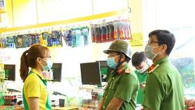 Lực lượng công an tỉnh Bình Dương thường xuyên tuần tra đảm bảo an ninh trật tự