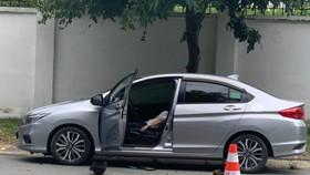 Bình Dương: Bí thư Đảng ủy thị trấn Lai Uyên tử vong trong xe hơi