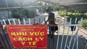 Đã hủy bỏ lệnh phong tỏa trụ sở UBND phường An Lạc, quận Bình Tân