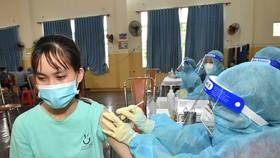 TPHCM: Nhiều địa phương xin thêm vaccine Vero Cell